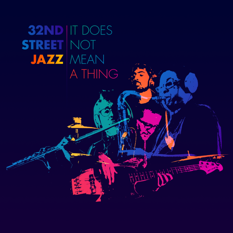 It Does Not Mean a Thing album cover